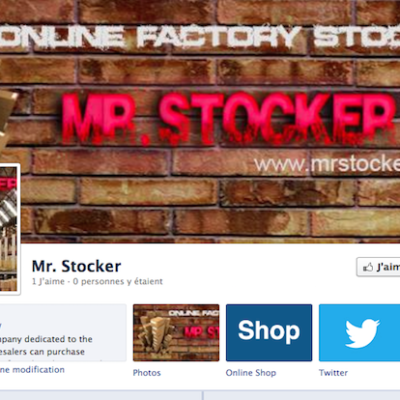 MR. STOCKER S.L